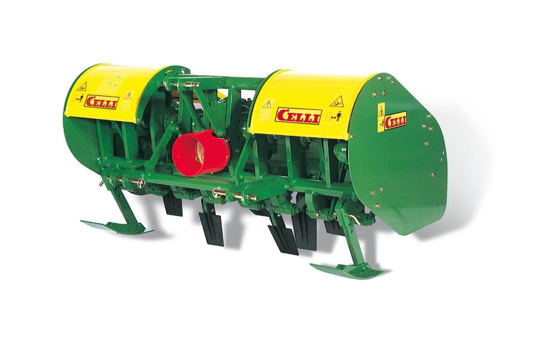 Spatenmaschine Y70/145 (mit einer Breite von 149–152 cm)