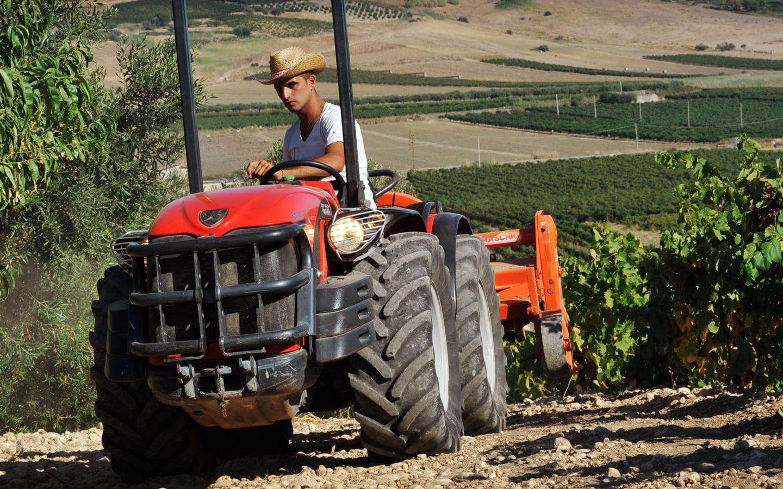 Carraro SRX 7800/9900 – der superspezialisierte Traktor für den Einsatz auf engstem Raum oder in Reihenkulturen
