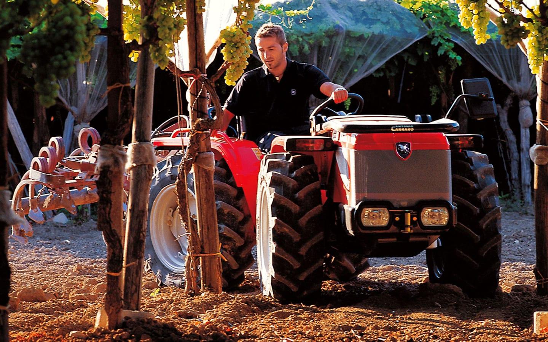 Carraro Supertigre 5800 – der Knicklenker