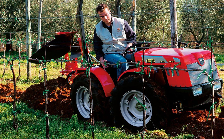Carraro Tigre 3200 – schützend, komfortabel und leicht zugänglich, der kleine große Freund