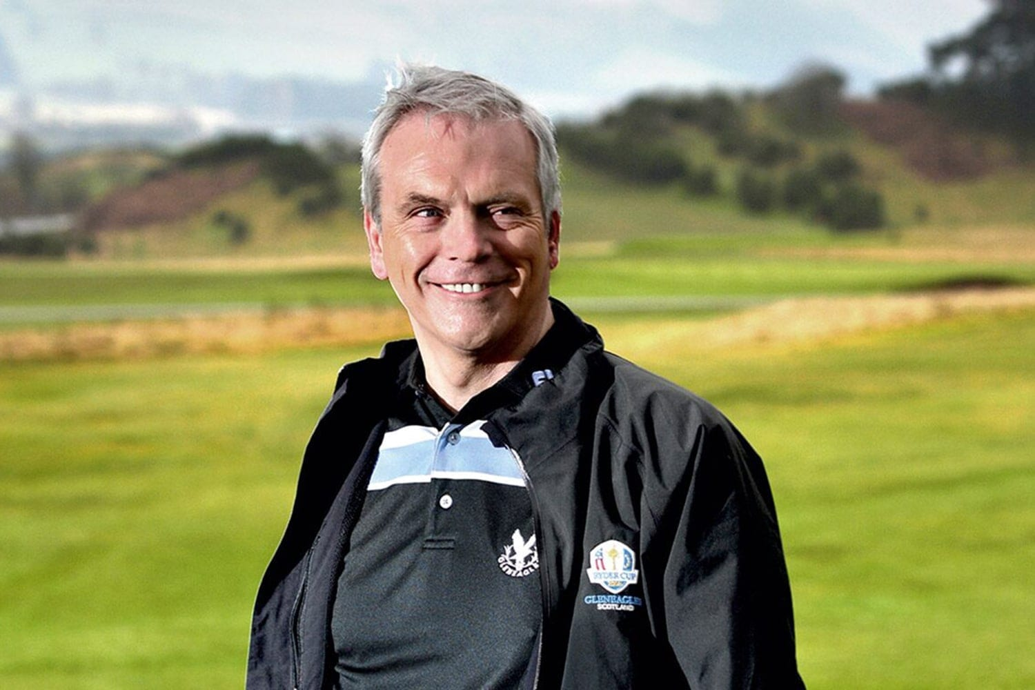 Scott Fenwick, Gleneagles Golf Courses and Estate Manager