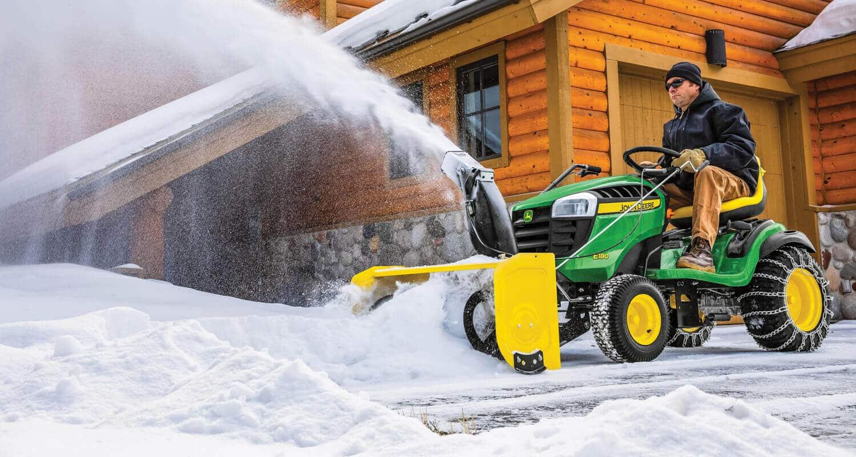 Schneeräumarbeiten leicht gemacht!
