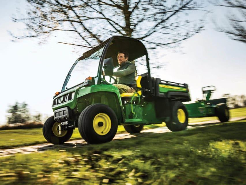 John Deere Gator HPX815E Transport- und Nutzfahrzeuge