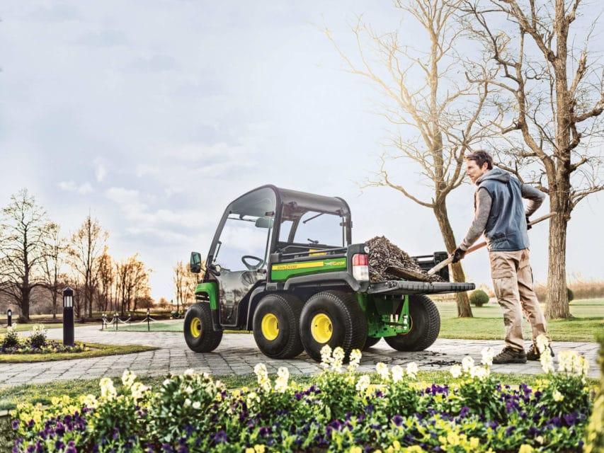 John Deere Gator TH 6x4 Gator Transport- und Nutzfahrzeuge