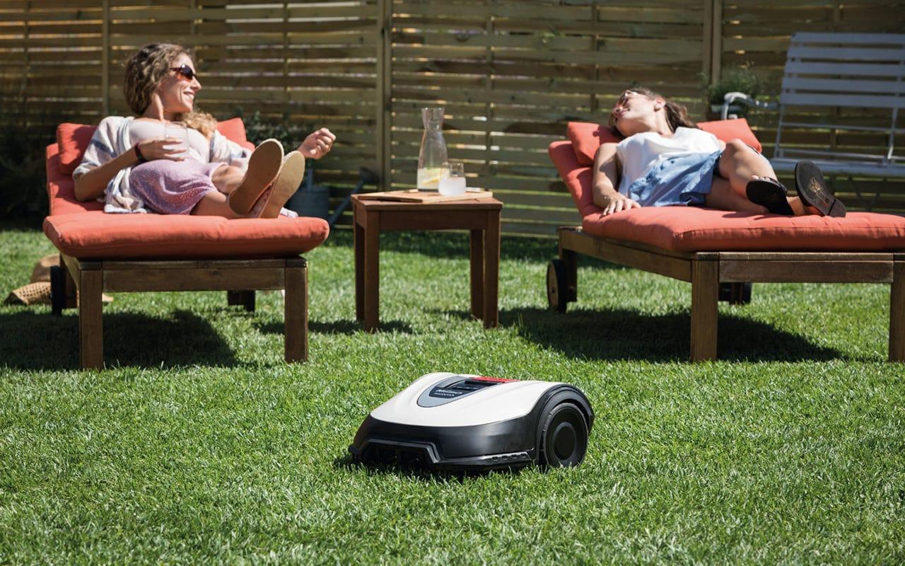 Honda-Gartengeräte - Mähroboter miimo