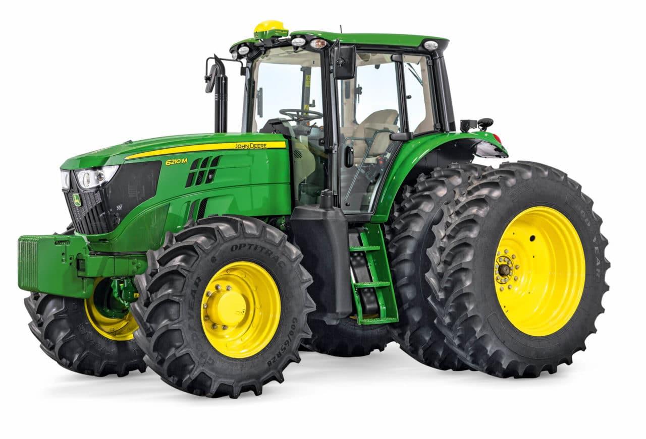 John Deere Traktor 6M-Serie